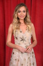 Tilly Keeper At The British Soap Awards 2019 in Manchester