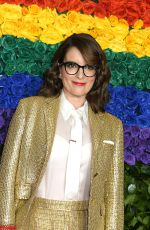 Tina Fey At 73rd Annual Tony Awards, Arrivals, Radio City Music Hall, New York