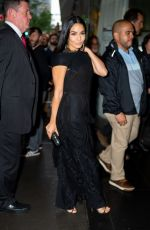 Vanessa Hudgens Arrives for an event at the MoMA in New York
