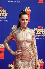 Vanessa Marano At 2019 MTV Movie & TV Awards in LA