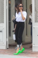 Victoria Beckham Out in Hollywood