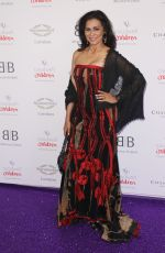 Wilnelia Forsyth Arrives for the Caudwell Children Butterfly Ball charity event at the Grosvenor House, Park Lane, London