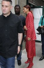 Zendaya Coleman Stepping out from her hotel in NYC
