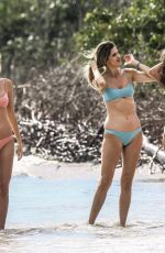 Alessandra Ambrosio At the beach in Florianopolis