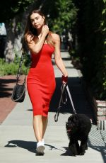 Alexis Ren Out in West Hollywood