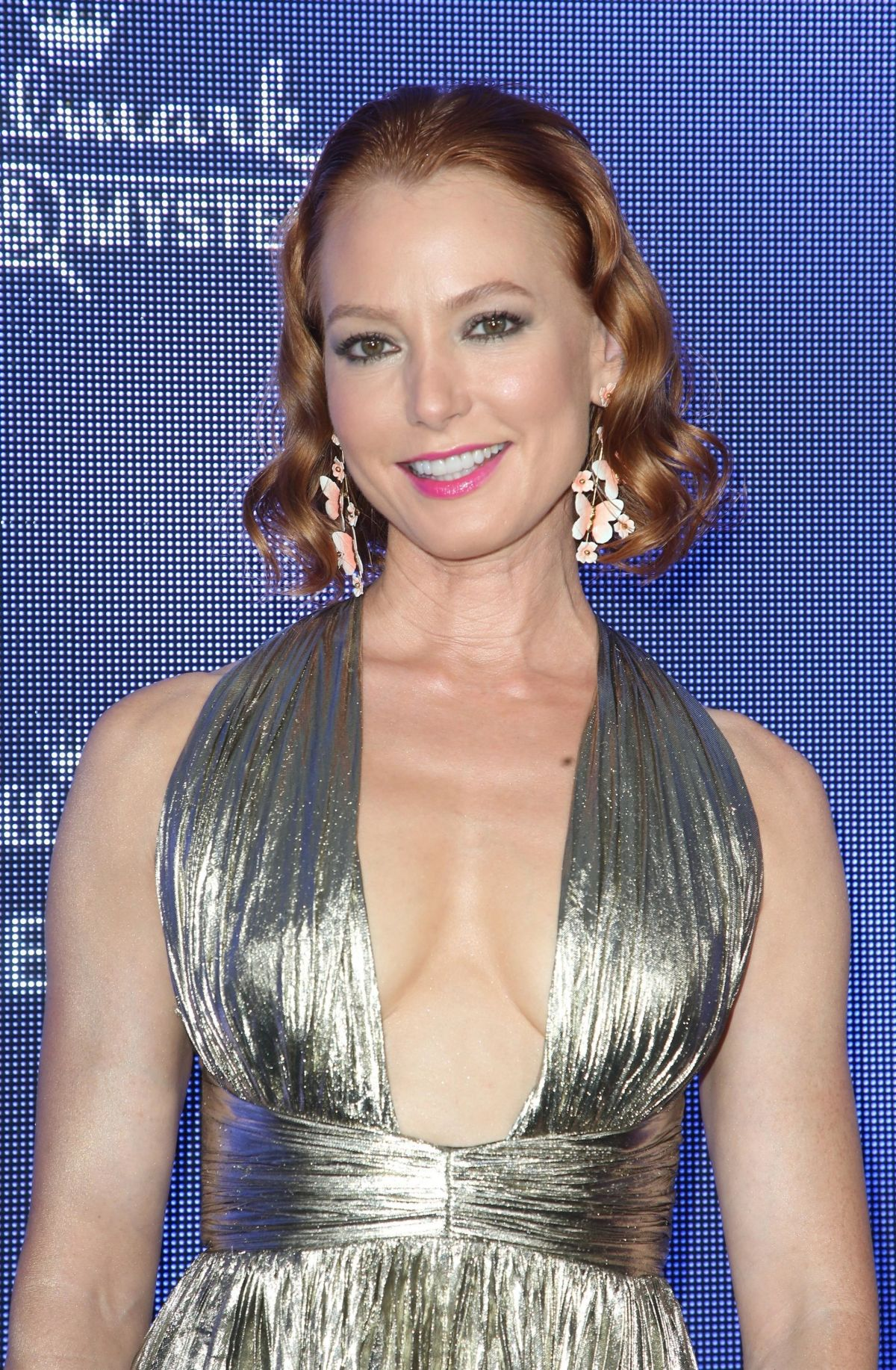 Alicia Witt At Hallmark Movies & Mysteries 2019 Summer TCA ...