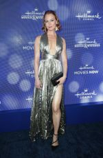Alicia Witt At Hallmark Movies & Mysteries 2019 Summer TCA Press Tour event in Beverly Hills