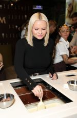 Alli Simpson At Magnum unveil the return of the world-famous Magnum Pleasure Store at Westfield Sydney