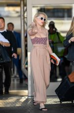 Amber Heard Arriving to LAX Airport in Los Angeles