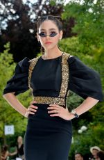 Araya Hargate At Ralph and Russo show in Paris
