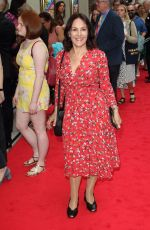 Arlene Phillips Attends the Joseph and the Amazing Technicolor Dreamcoat Press Night at the London Palladium