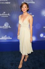 Autumn Reeser At Hallmark Movies & Mysteries 2019 Summer TCA Press Tour event in Beverly Hills