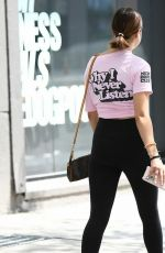 Bailee Madison Out in New York