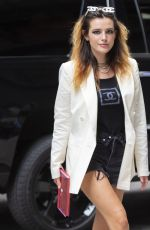 Bella Thorne At Barnes & Noble store in New York City