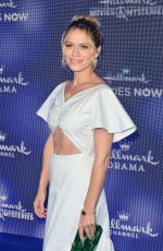 Bethany Joy Lenz At Hallmark Movies & Mysteries 2019 Summer TCA Press Tour event in Beverly Hills