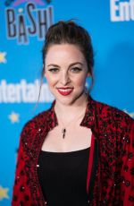 Brittany Curran At Entertainment Weekly Party at Comic-con in San Diego