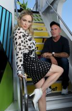 Caity Lotz At #IMDboat at Comic Con San Diego 2019