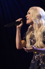 Carrie Underwood Performing at the Grand Ole Opry in Nashville