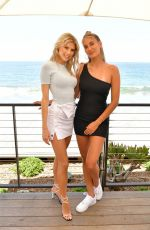 Charlotte McKinney At Sofia Richie Celebrates Campaign With Frankies Bikinis in Malibu