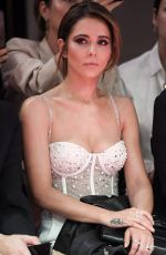 Cheryl Tweedy At Georges Hobeika Couture Fashion Show in Paris