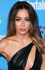 Chloe Bennet At Entertainment Weekly Comic Con Party in San Diego