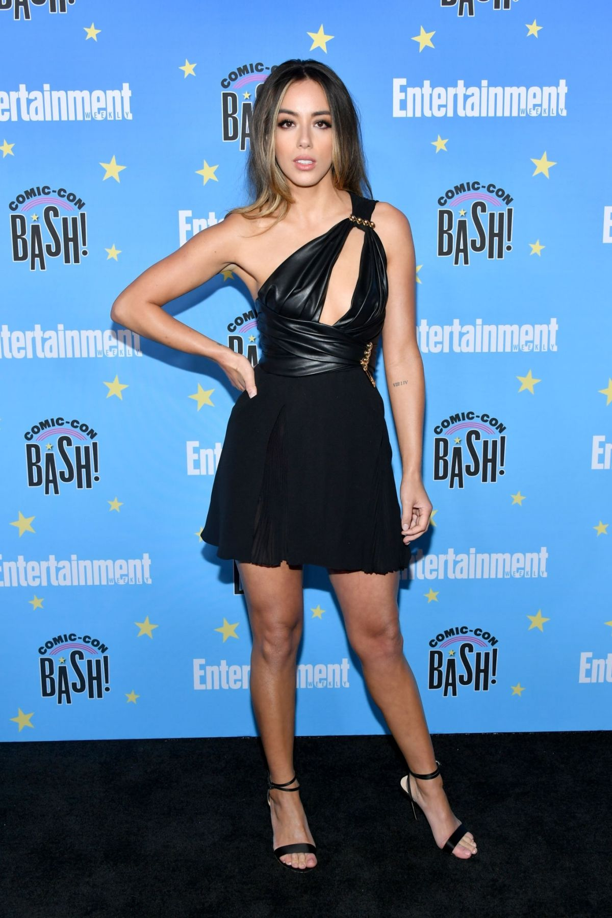 Chloe Bennet: 2018 Entertainment Weekly Pre-Emmy Party -08