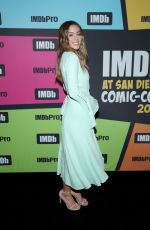 Chloe Bennet At IMDBoat at Comic-Con 2019 in San Diego