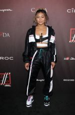 Chloe Kim At 4th Annual Sports Illustrated Fashionable 50 Party in Los Angeles