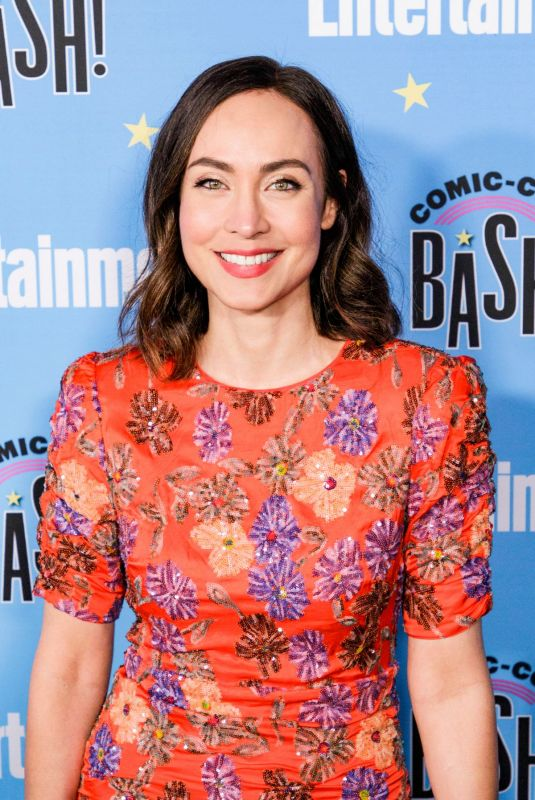 Courtney Ford At Entertainment Weekly Party at Comic-con in San Diego