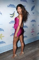 Danielle Herrington Attends the 2019 Sports Illustrated Swimsuit Runway Show During Miami Swim Week At W South Beach, Miami