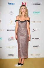 Delta Goodrem At 61st Annual TV WEEK Logie Awards on the Gold Coast