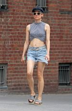 Diane Kruger Out in New York City