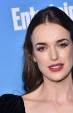 Elizabeth Henstridge At Entertainment Weekly Comic Con Party in San Diego