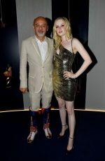 Ellie Bamber At Louboutin Express Presentation at Paris Fashion Week