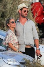 Elsa Pataky Out in Ibiza