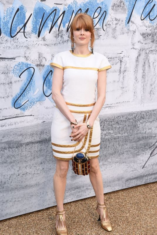Emily Beecham At The Serpentine Gallery Summer Party 2019 in London