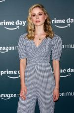 Erin Moriarty At Amazon Prime Day Party in London