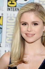 Erin Moriarty At The Boys Photocall at Comic Con San Diego 2019