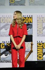 Freya Allen At The Witcher Panel at Comic Con San Diego