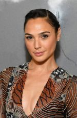 Gal Gadot At Christian Dior Haute Couture F/W 19/20 Show at Paris Fashon Week