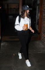 Georgia May Foote At Night out in London