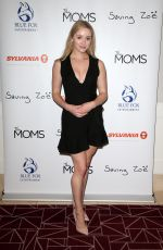 Greer Grammer At The Makers of Sylvania host a Mamarazzi Event in West Hollywood