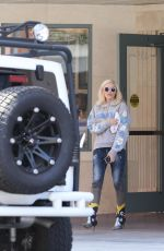 Gwen Stefani Out in Beverly Hills
