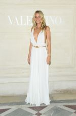 Gwyneth Paltrow At Valentino Haute Couture F/W 19/20 show at Paris Fashion Week