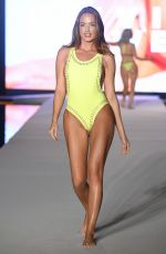 Haley Kalil At 2019 Sports Illustrated Swimsuit Runway Show at Miami Swim Week