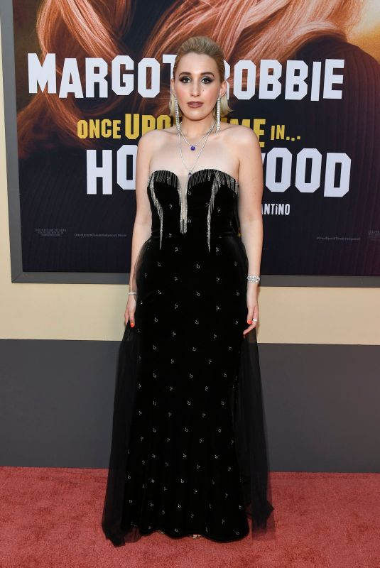 Harley Quinn Smith At Sony Pictures
