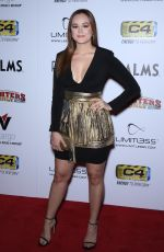 Hayley Orrantia At 11th Annual World Mixed Martial Arts Awards, Palms Resort Casino, Las Vegas