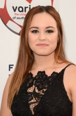Hayley Orrantia At 9th Annual Variety The Children