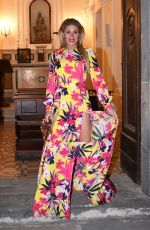 Hofit Golan At 2019 Ischia Global Film & Music Fest Dinner Party at Villa Piromallo
