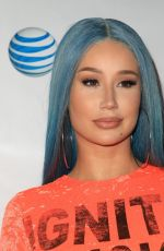Iggy Azalea At All Star Beach Concert at Mandalay Bay Beach in Las Vegas